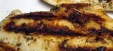 garlic and herb marinade