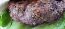 Garlic and Ranch Turkey Burgers