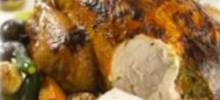 glazed turkey with maille® honey dijon mustard