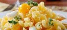 Gluten Free Elbows Tomato & Mozzarella Pasta Salad