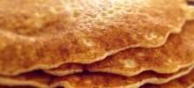 Gluten-Free Fluffy Pancakes