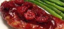 Gourmet Raspberry Chicken