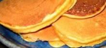 Graham Griddle Cakes