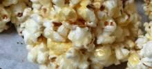 grandpa's popcorn balls