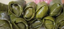 Grape Leaves Aleppo