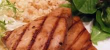 Grilled Teriyaki Tuna