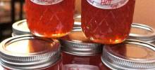 habanero pineapple jam