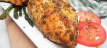 healthier baked chicken breasts
