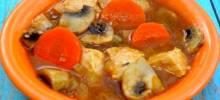 healthier chicken vegetable stew