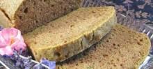 healthier zucchini bread v