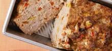 Healthy Turkey Loaf