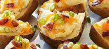 Hidden Valley Potato Skins Recipe