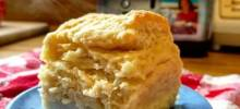 High-Rise Buttermilk Biscuits