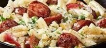hillshire farm® sausage alfredo