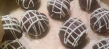 holiday rum balls