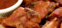 Home-Style Buffalo Wings