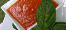 Homemade Pizza Sauce from Scratch