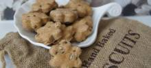 homemade sunflower dog treats