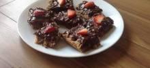Honey Granola Breakfast Bars