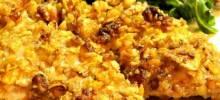 Honey Nut Dipped Chicken