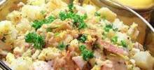 Hot German Potato Salad