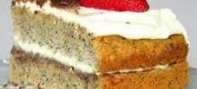 hungarian flourless hazelnut cake