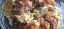 Japanese-Style Crispy Fried Pork Bowl (Tonkatsu Donburi)