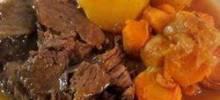 Jen's Pressure Cooker Pot Roast