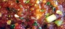 Jill's Salsa