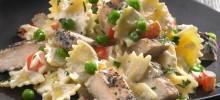 johnsonville flame grilled lemon chicken pasta