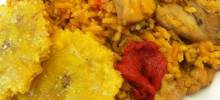 Josephine's Puerto Rican Chicken and Rice