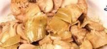 KJ's Mushroom Chicken