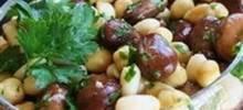 Lebanese Bean Salad