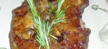 Leg o' Lamb with Lemon and Rosemary