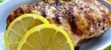 Lemon Chicken Oregano