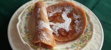 Lemon Cinnamon Pancakes