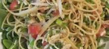 Lemon Coconut Thai-nspired Pasta