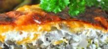 Lentil Quiche