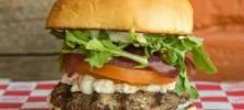 Li'l Woody's Farmers Market Burger