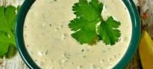 lick-the-spoon cilantro jalapeno aioli