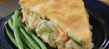 Love That Leftover Turkey Pot Pie