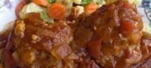 lyndsie's dr. pepper® meatballs