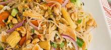 Malaysian Tangy Noodle Salad