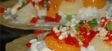 Mandarin Chicken Roll-Ups