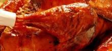 Maple Roast Turkey and Gravy