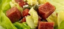 margherita® pepperoni antipasto lettuce wraps