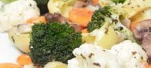 Marinated Vegetable Medley