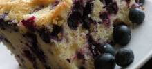 melt n your mouth blueberry cake