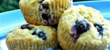 Melt-n-Your-Mouth Blueberry Muffins