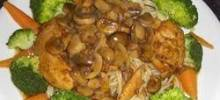 Merwin's Chicken Marsala